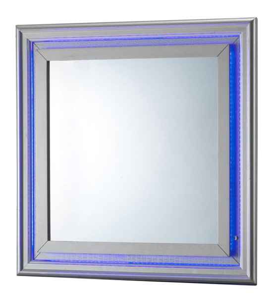 Glory Furniture Lorana Silver Champagne LED Mirror GLRY-G6500-M2