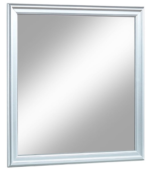 Glory Furniture Lorana Transitional Silver Champagne Mirror GLRY-G6500-M