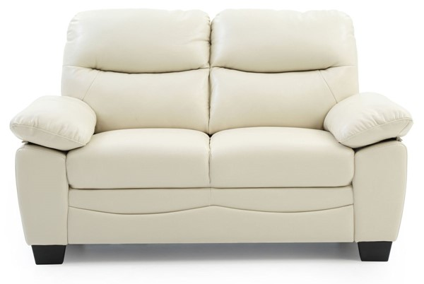 Glory Furniture Marta Casual Pearl Loveseat GLRY-G675-L