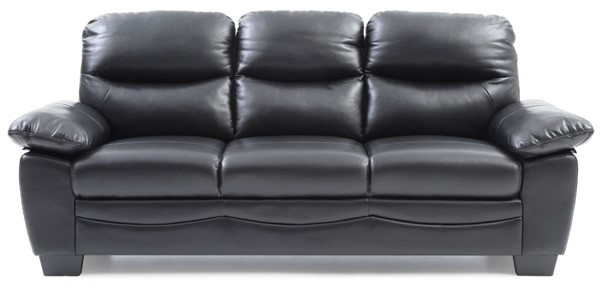 Glory Furniture Marta Casual Black Sofa GLRY-G677-S