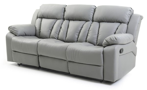 Glory Furniture Daria Gray Reclining Sofa GLRY-G681-RS