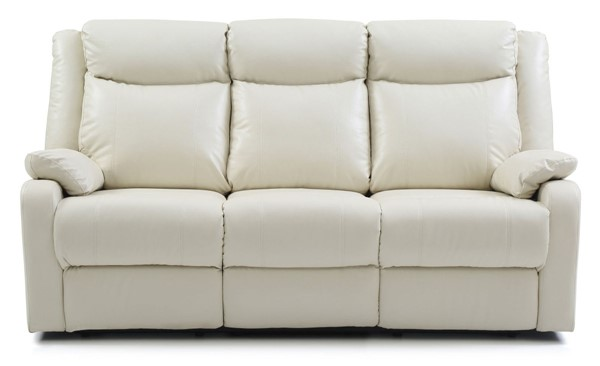 Glory Furniture Ward Contemporary Pearl Double Reclining Sofa GLRY-G762A-RS