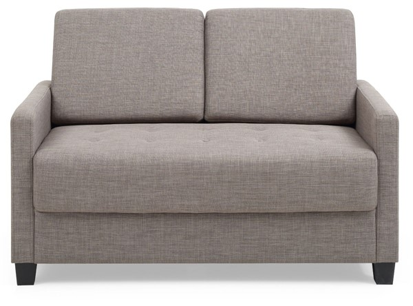 Glory Furniture Dino Contemporary Gray Loveseat GLRY-G780-L