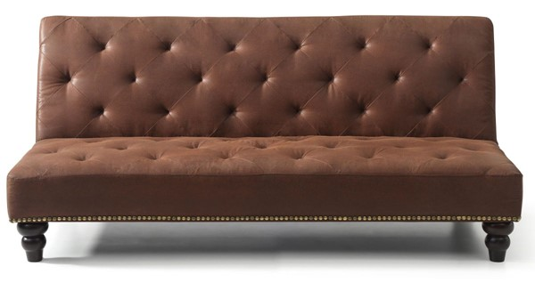 Glory Furniture Miami Transitional Brown Sofa GLRY-G805-S