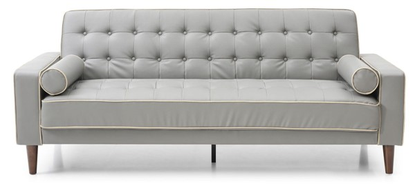 Glory Furniture Andrews Light Gray Sofa Bed GLRY-G832A-S