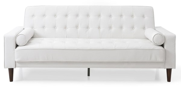 Glory Furniture Andrews White Sofa Bed GLRY-G847A-S