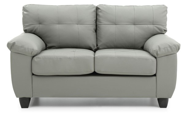 Glory Furniture Gallant Contemporary Gray Loveseat GLRY-G912A-L