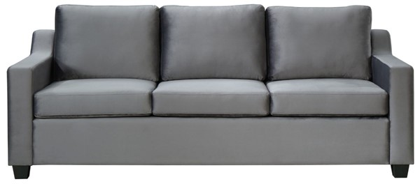 Glory Furniture Ashley Contemporary Gray Sofa GLRY-G973A-S