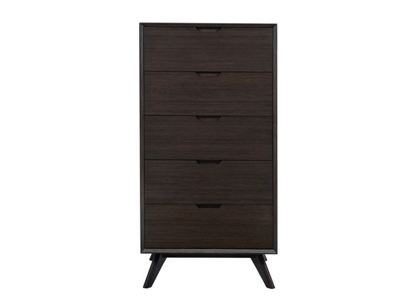 Greenington Eco Ridge Havana Bamboo Five Drawer Chest GRN-ECO012HA