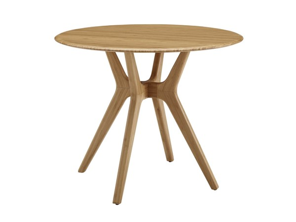 Greenington Sitka Caramelized 36 Inch Round Dining Table GRN-G0097CA