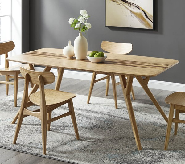 Greenington Azara Caramelized Bamboo Dining Table GRN-GA0008CA