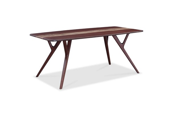 Azara Contemporary Sable Bamboo Dining Table GRN-GA0008SA