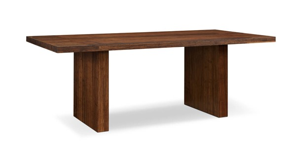 Greenington Aurora Modern Exotic Bamboo 84 Inch Dining Table GRN-GAU001E