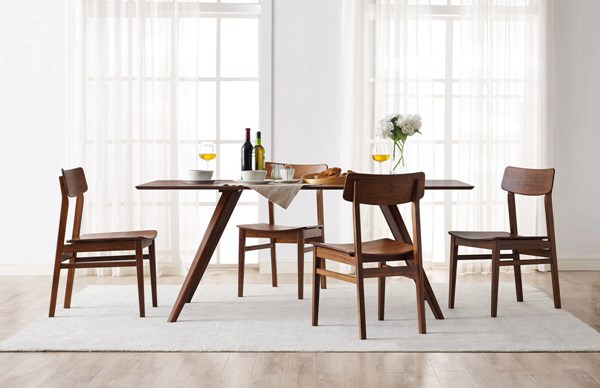 Zenith Modern Exotic Bamboo Dining Room Set GRN-GN00-DR