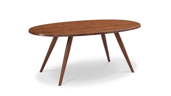 Greenington Ceres Exotic Bamboo Oval Coffee Table GRN-GNC005E