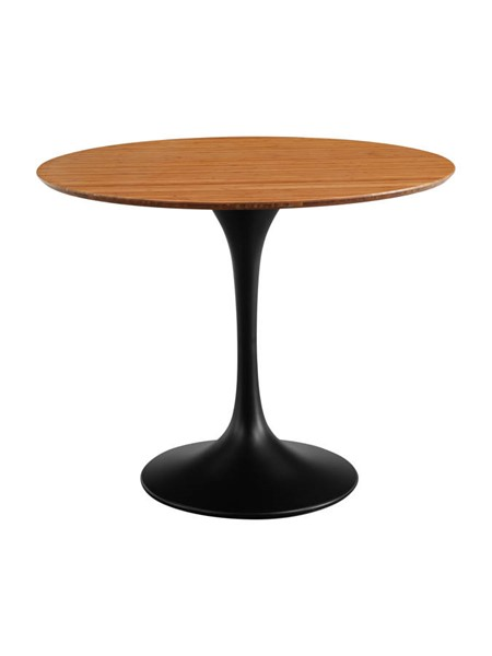 Greenington Soho Amber 36 Inch Round Table GRN-GSH0001AM
