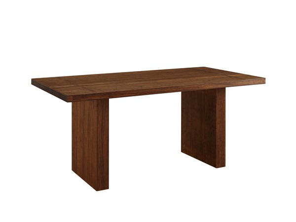 Greenington Sequoia Distressed Exotic Bamboo 84 Inch Dining Table GRN-GSQ001DE