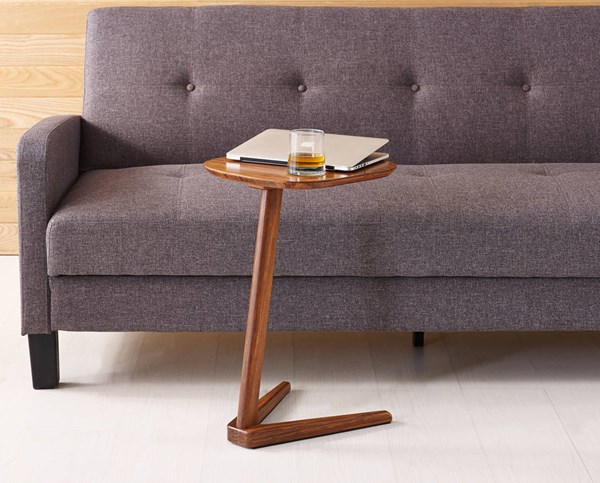 Greenington Thyme Modern Exotic Bamboo Side Table GRN-GST002E