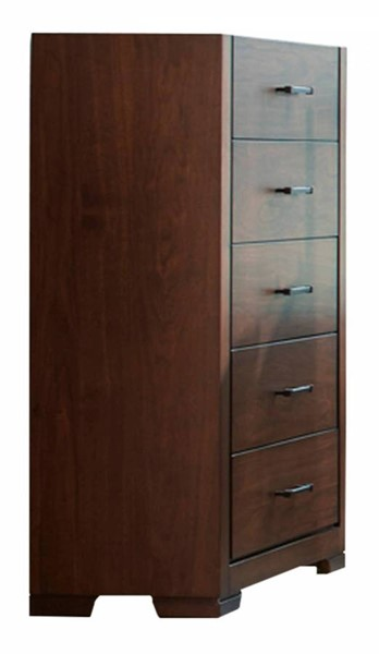 Home Elegance Ingrando Walnut Chest HE-1778-9