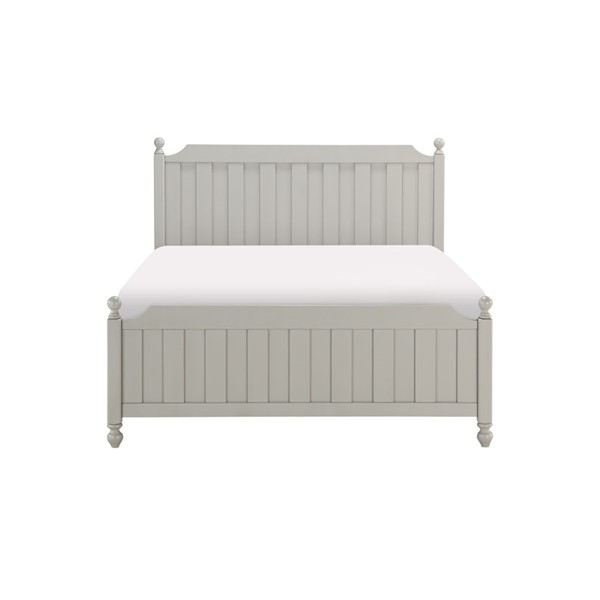 Home Elegance Wellsummer Gray Full Bed HE-1803GYF-1