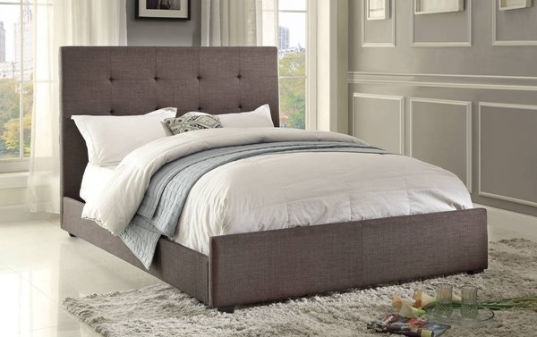 Home Elegance Cadmus Fabric Full Bed HE-1890FN-1