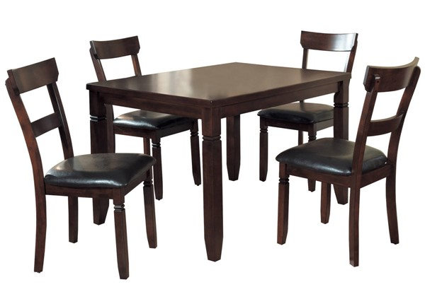 Home Elegance Oklahoma 5pc Pack Dining Set HE-2469