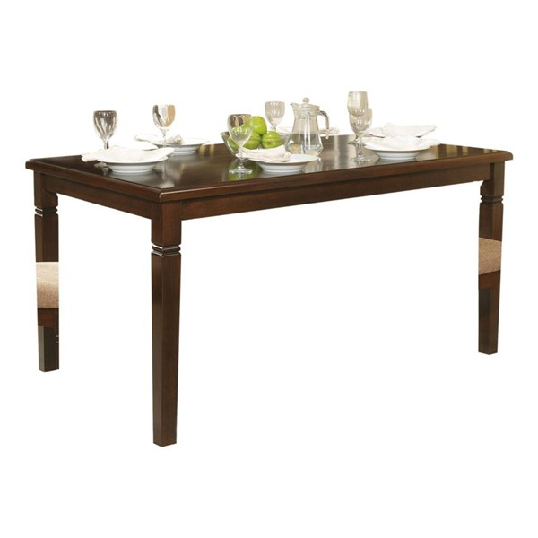 Home Elegance Devlin Dining Table HE-2538-60