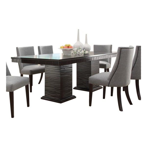 Home Elegance Chicago Dining Table HE-2588-92