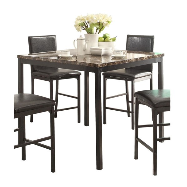 Home Elegance Tempe Counter Height Table HE-2601-36