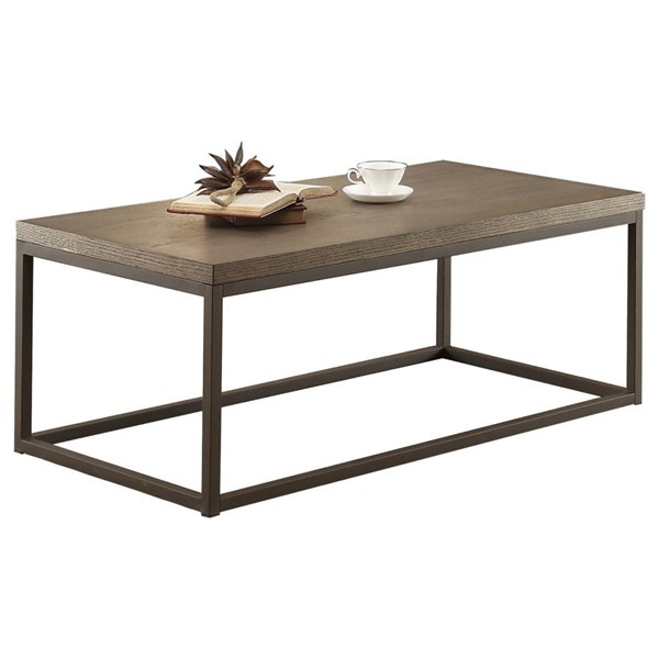 Home Elegance Daria Cocktail Table HE-3224N-30