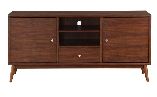 Home Elegance Frolic Brown TV Stand HE-35900-64T