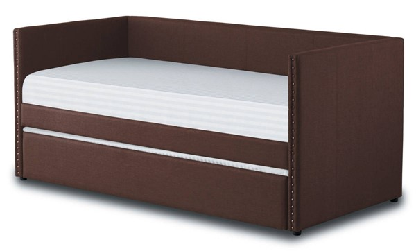 Home Elegance Therese Chocolate Daybed HE-4969CH