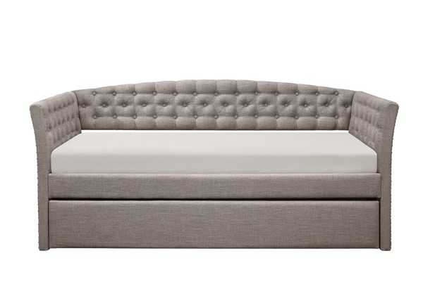 Home Elegance Norwood Gray Daybed HE-4976