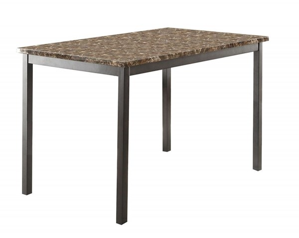 Home Elegance Flannery Dining Table HE-5038-48
