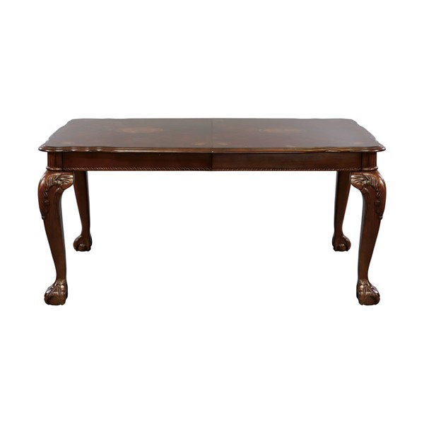 Home Elegance Norwich Warm Cherry Dining Table HE-5055-82