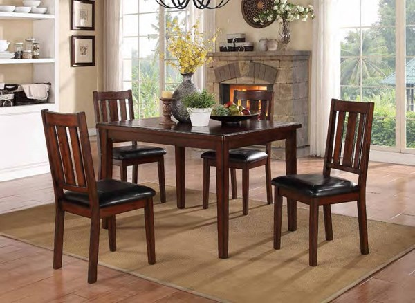 Home Elegance Mosely 5pc Pack Dinette Set HE-5103