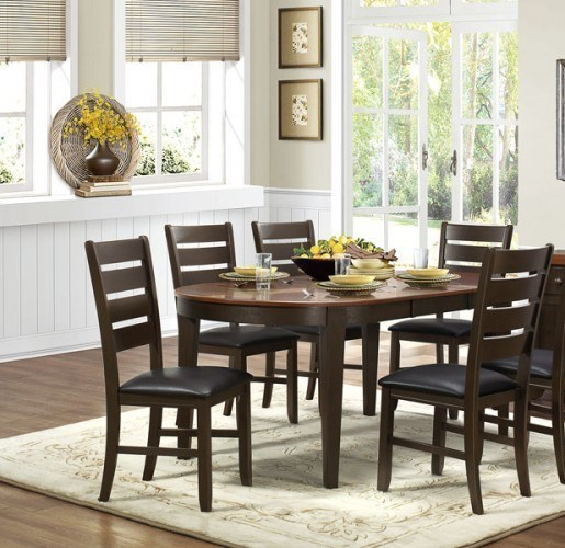 Home Elegance Grunwald Dining Table HE-5127-76