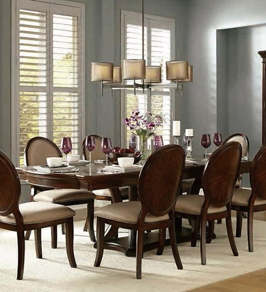 Home Elegance Delavan Dining Table HE-5251-108