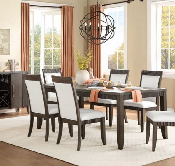 Home Elegance Piqua Dining Table HE-5271-78