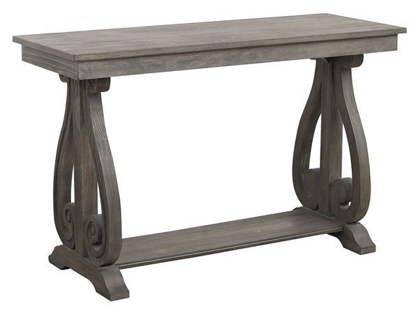 Home Elegance Toulon Wire Brushed Sofa Table HE-5438-05