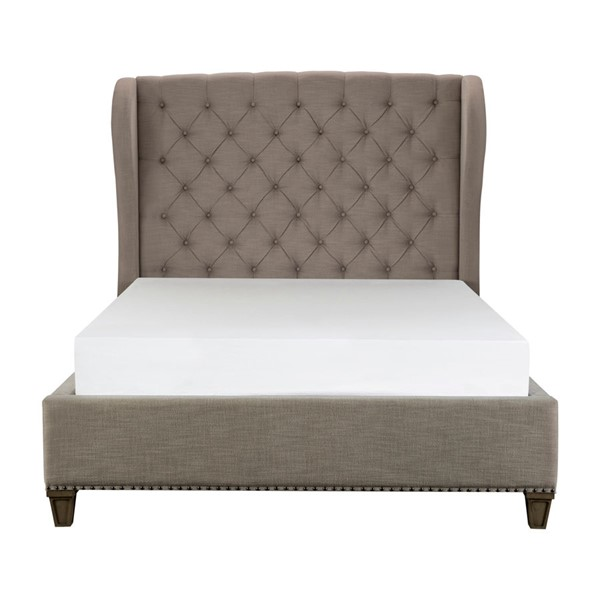 Home Elegance Vermillion Off White Beds HE-5442-BEDS