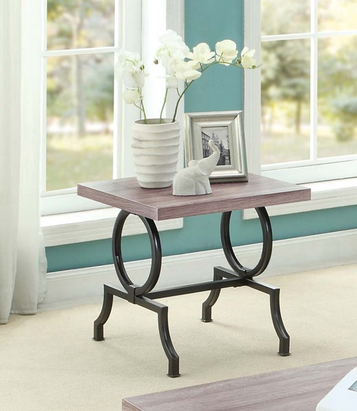 Home Elegance Chama End Table HE-5469-04