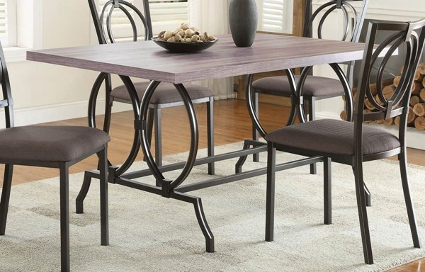 Home Elegance Chama Dining Table HE-5469-60