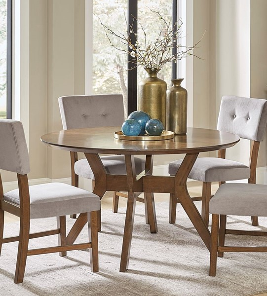 Home Elegance Edam Round Dining Table HE-5492-52