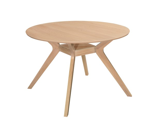 Home Elegance Hamar Natural Round Table HE-5576RD