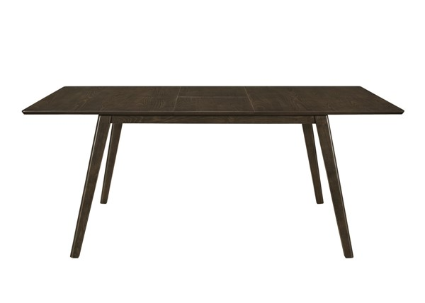 Home Elegance Tannar Gray Dining Table HE-5629-75