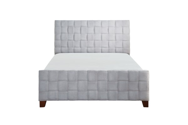 Home Elegance Northside Beige Queen Bed HE-5887-1