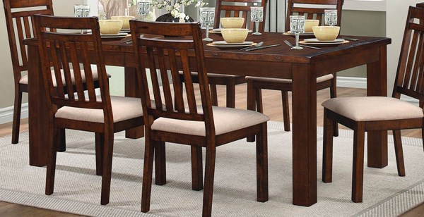 Home Elegance Santos Dining Table HE-8079-78