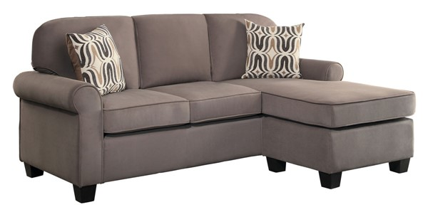 Home Elegance Sprague Reversible Sofa Chaise HE-8208-3SC