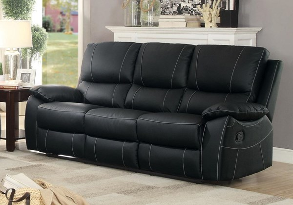 Home Elegance Greeley Double Reclining Sofas HE-8325-SF-VAR
